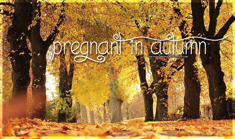 pregnant in autumn