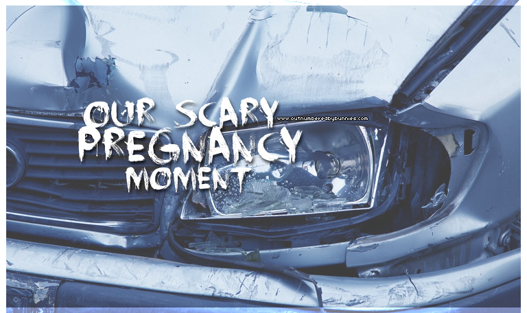 my scary pregnancy moment