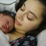 We had a baby! Our long birth story