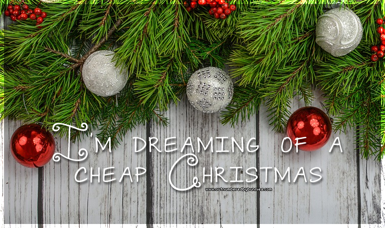 I'm dreaming of a cheap Christmas
