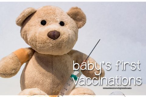 baby's first vaccinations
