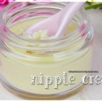Nipple cream – what works best for us!