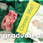 We graduated from baby sensory!